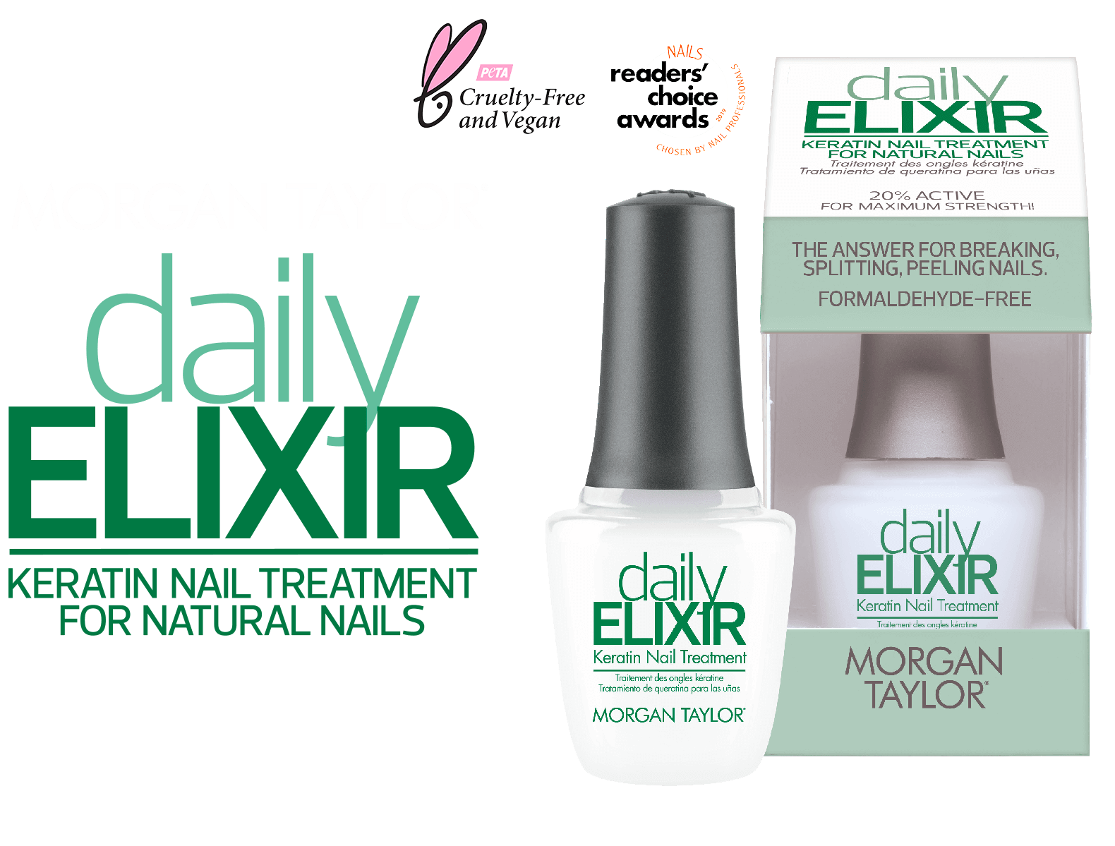 Morgan Taylor Daily Elixir