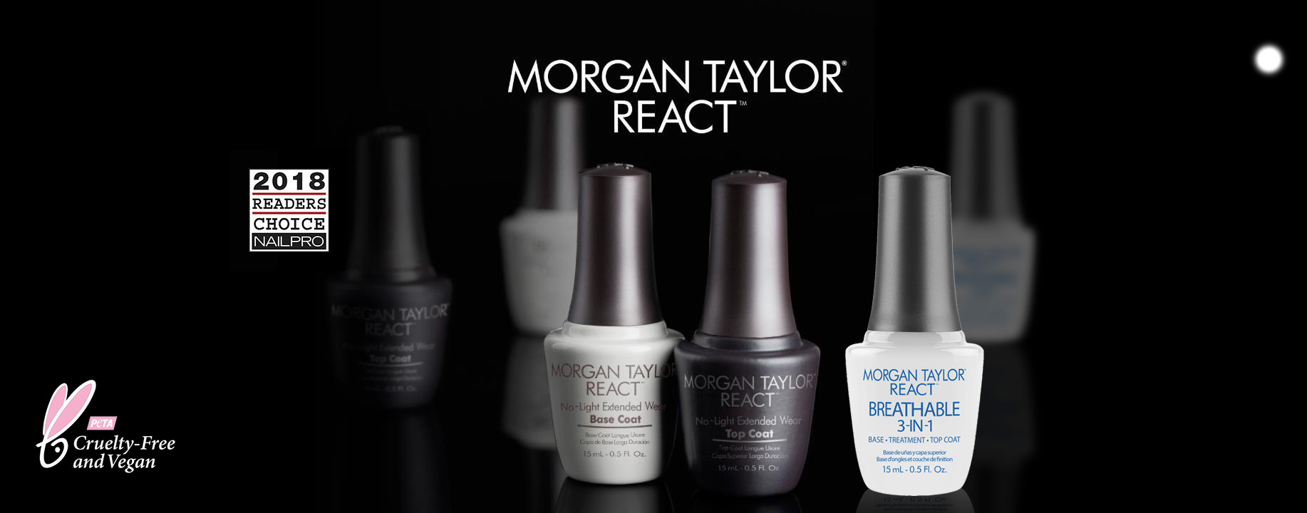 Morgan Taylor React